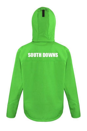 South Downs Soft Shell Jacket with Hood Male