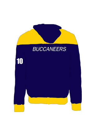 Team Bath Buccaneers Zipped Hoody