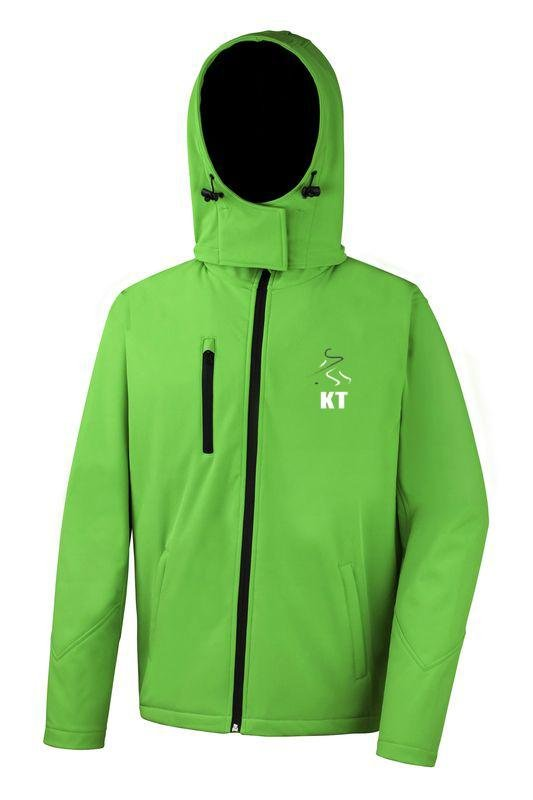 South Downs Soft Shell Jacket with Hood Female