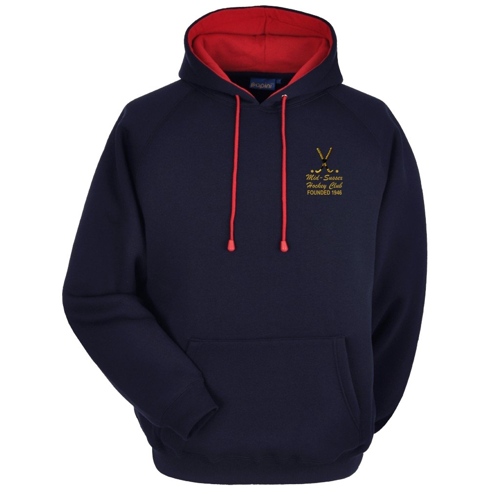 MSHC Junior Hooded Top