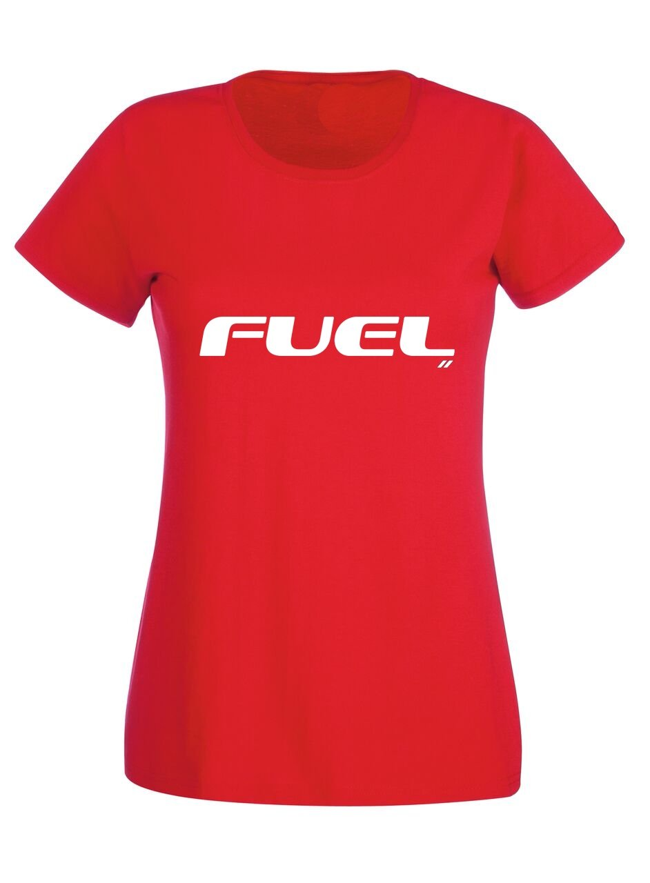FUEL Core T-shirt - Red