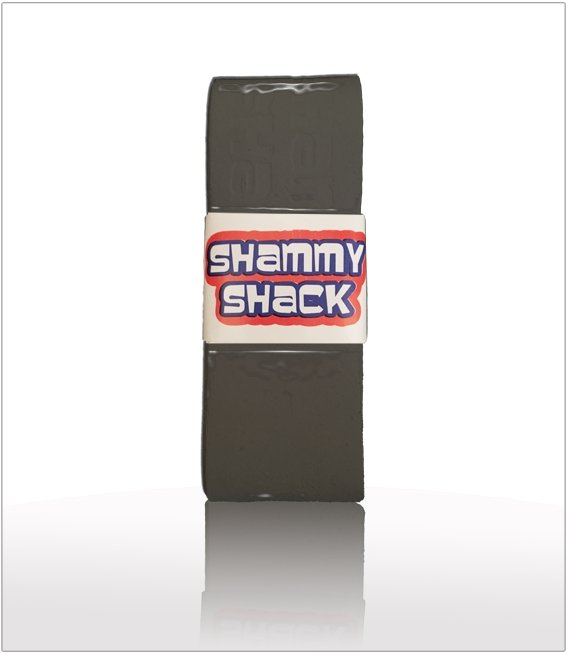 Black Shammy Shack PU Replacement Grip