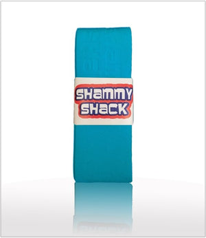 Flouro Blue Shammy Shack Core Chamois Grip