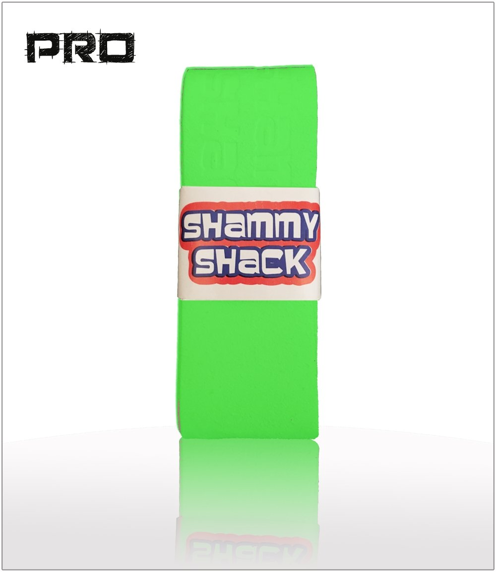 Green Shammy Shack Pro Chamois Grip