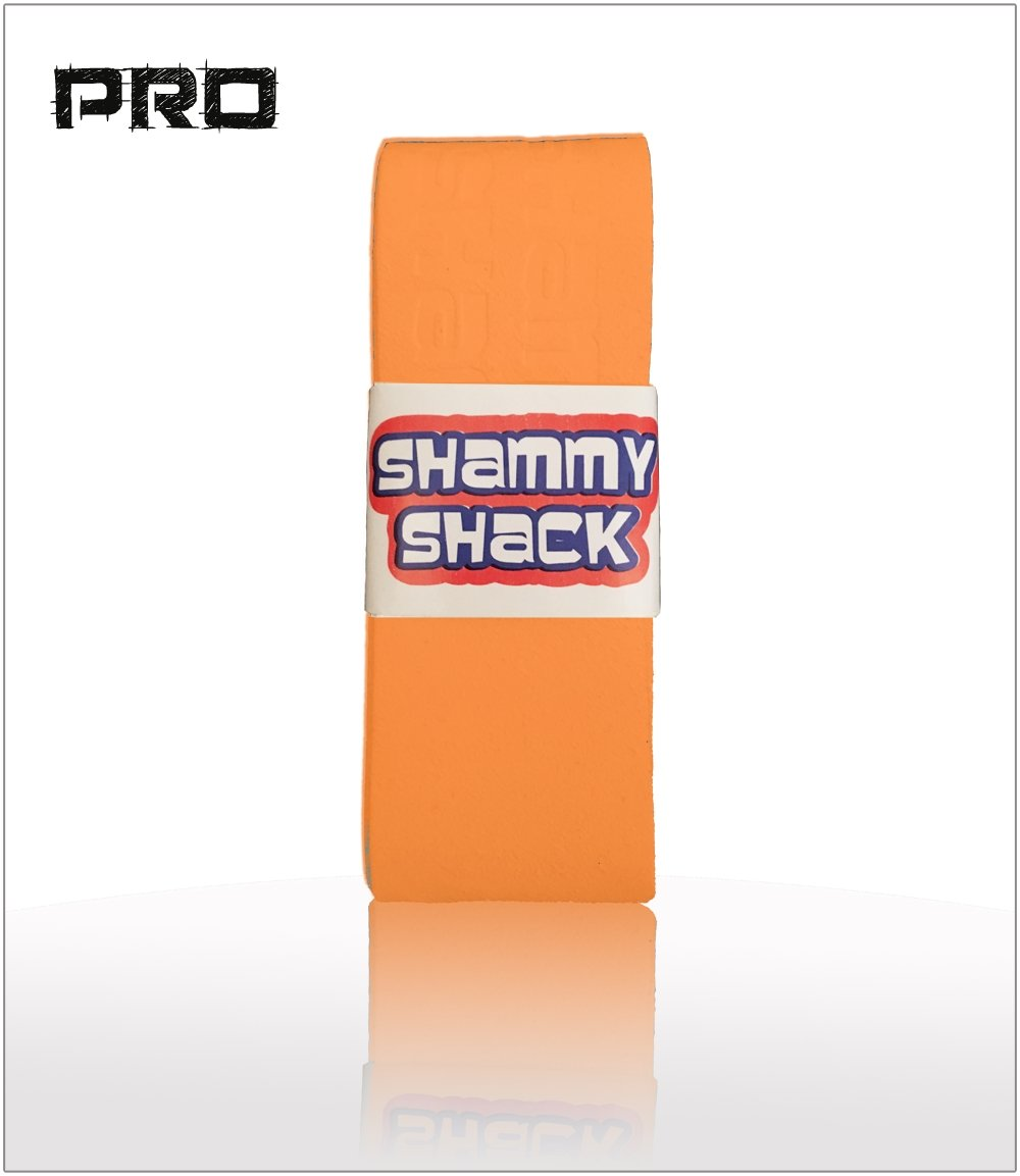 Orange Shammy Shack Pro Chamois Grip