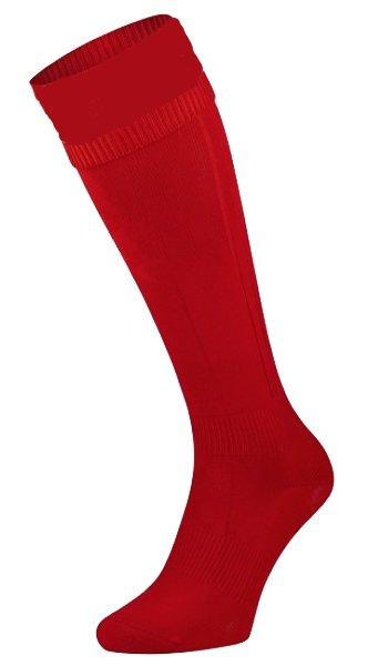 MSHC Home Red Socks