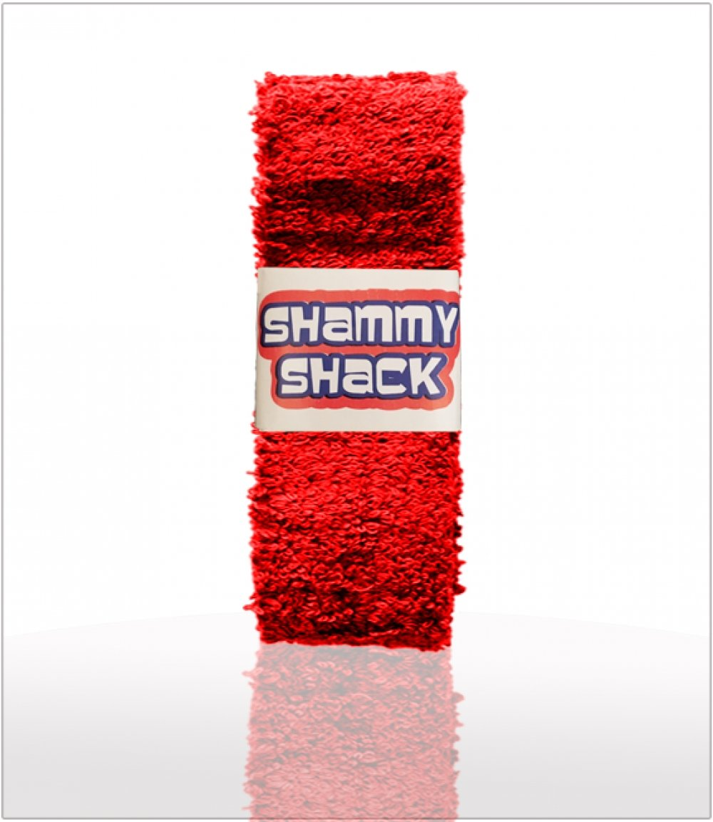 Red Shammy Shack Towel Grip