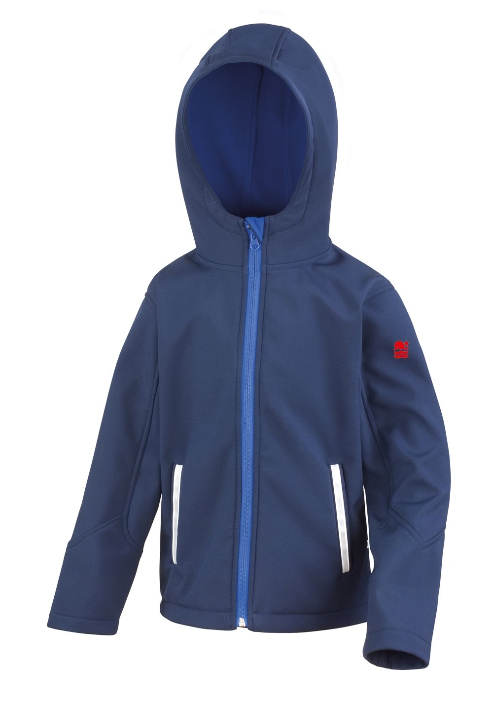 BHHC Junior Soft Shell Jacket