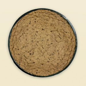 Plain Cookie Cake