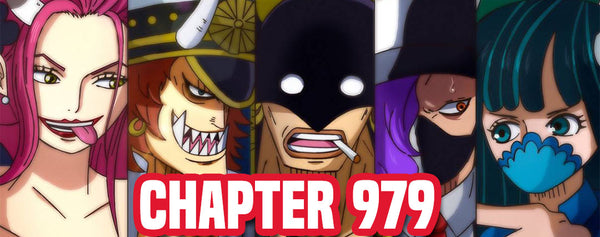 One Piece Chapter 979
