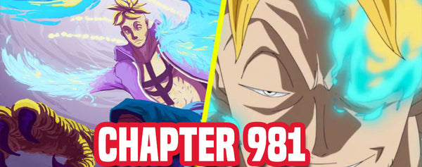One Piece Chapter 981