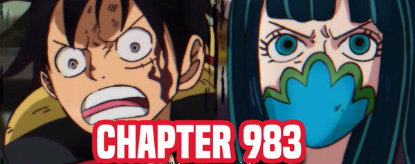 One Piece Chapter 983