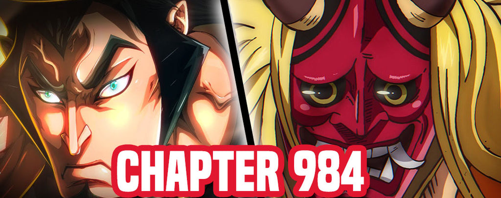 Read One Piece Chapter 984 Spoilers Scans Predictions Luffy Shop
