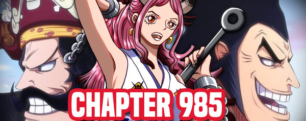 One Piece Chapter 985