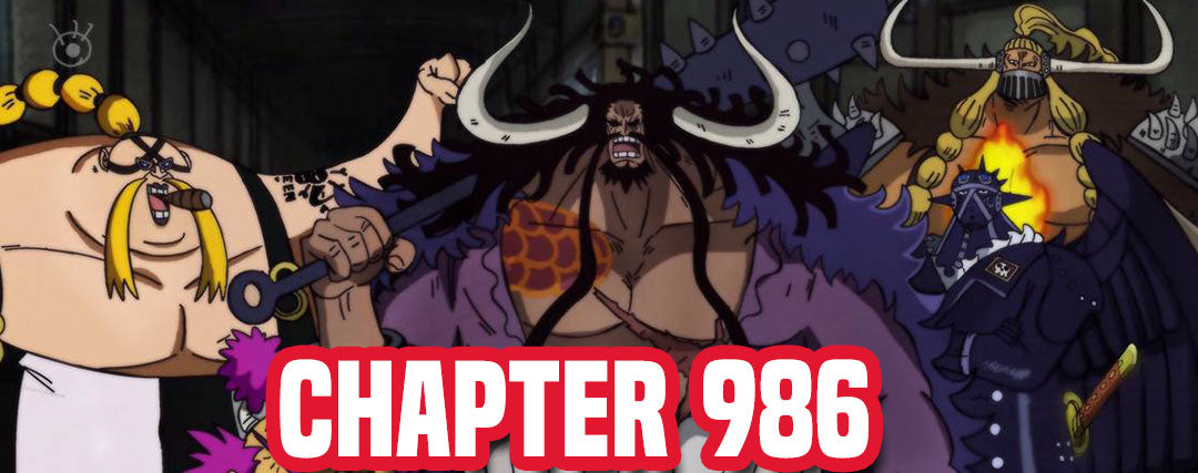 Read One Piece Chapter 986 Spoilers, Scans, Predictions | Luffy Shop