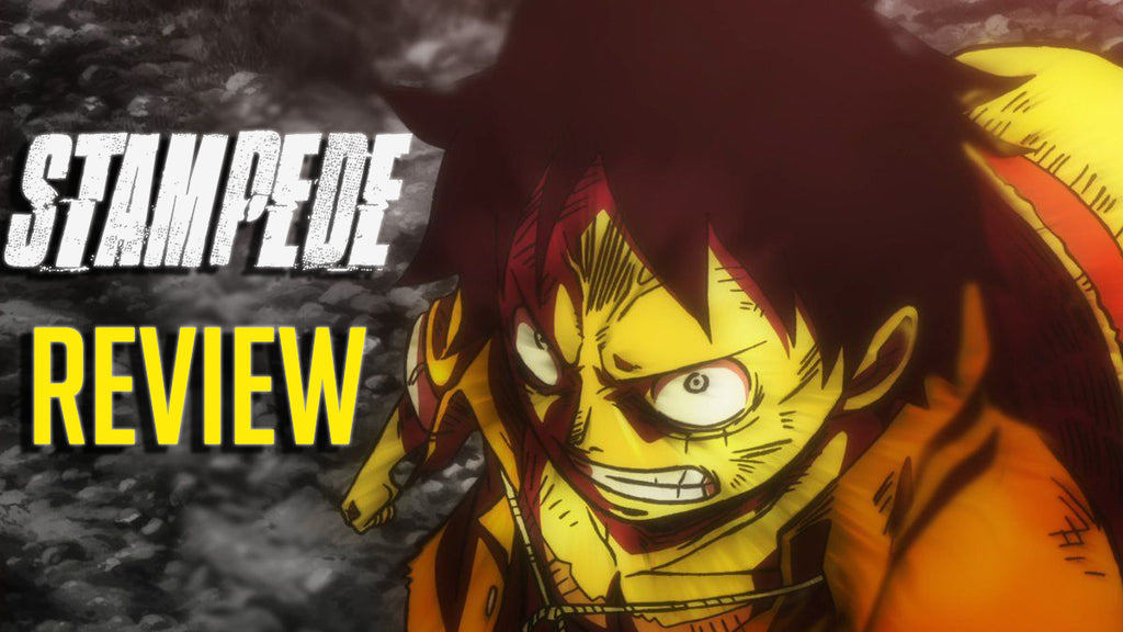 One Piece Stampede - Review (Without Spoilers)