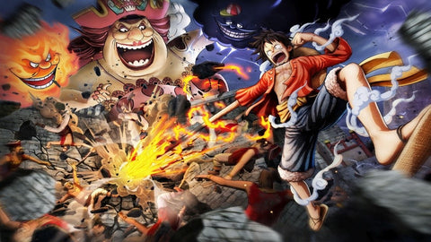 big mom one piece pirate warriors 4