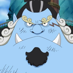 how tall is jinbei