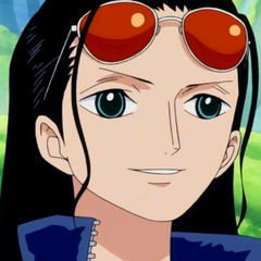 how tall is nico robin