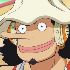 how tall is usopp