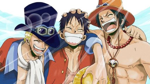 luffy ace sabo