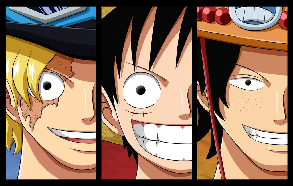 luffy brothers