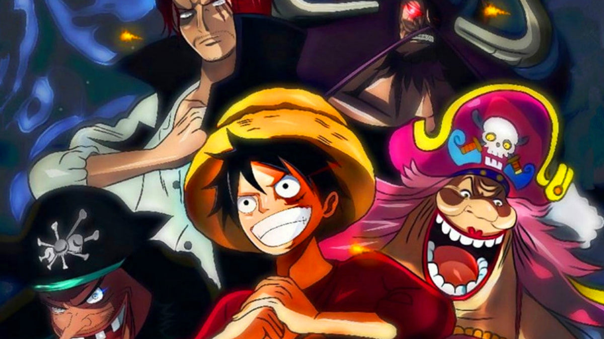 luffy the 5th emperor