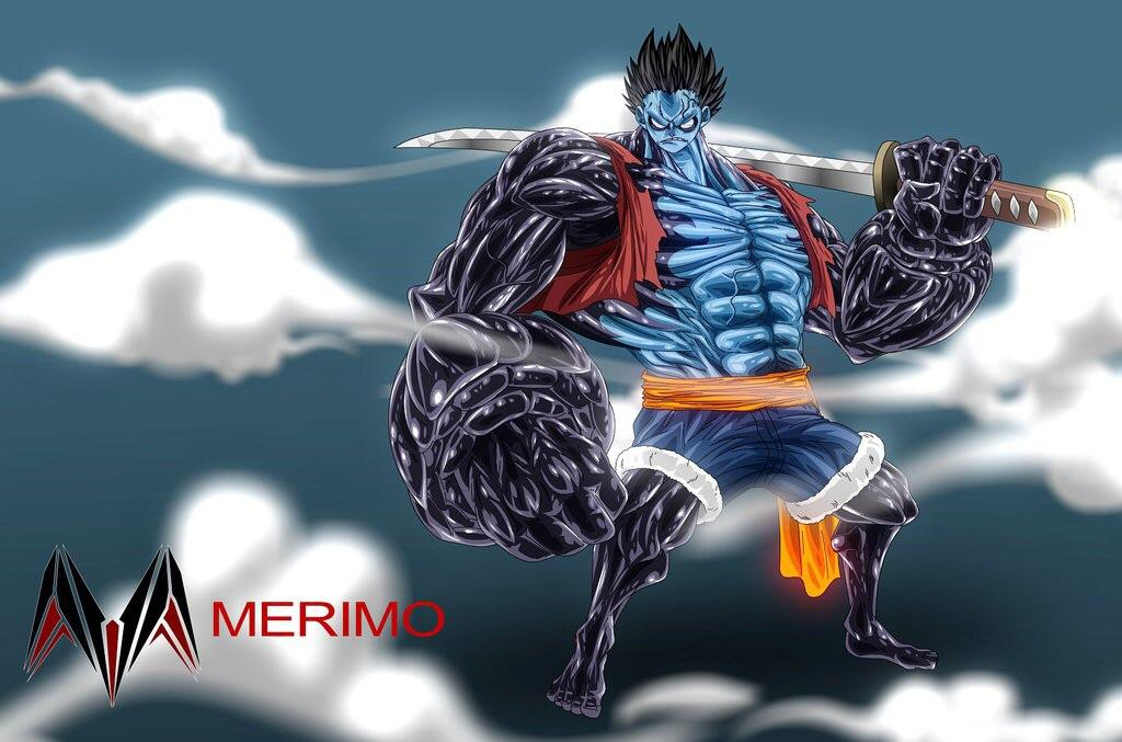nightmare luffy gear 4