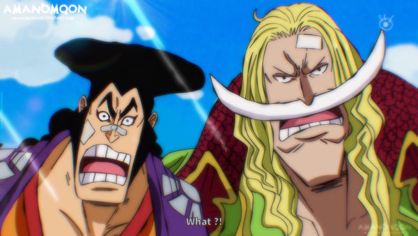 oden and whitebeard