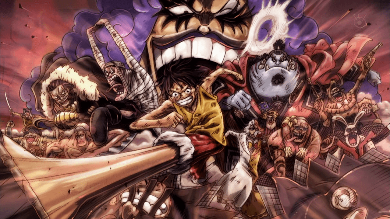 one piece impel down arc