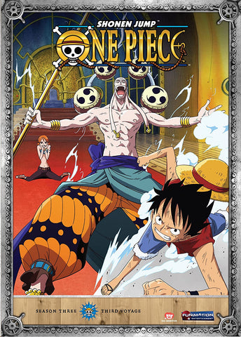 one piece season 3