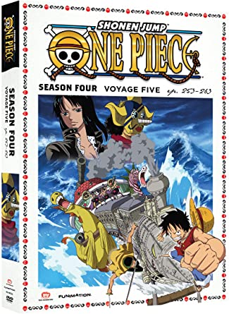 one piece season 4 voyage 5