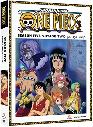 one piece season 5 voyage 2