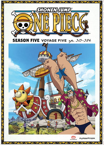 one piece season 5 voyage 5