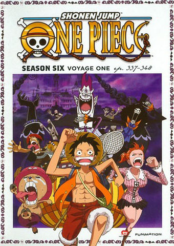one piece season 6