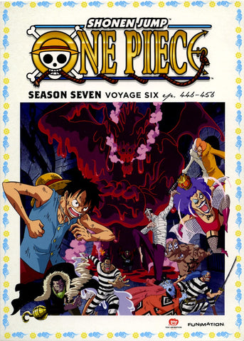 one piece season 7 voyage 6