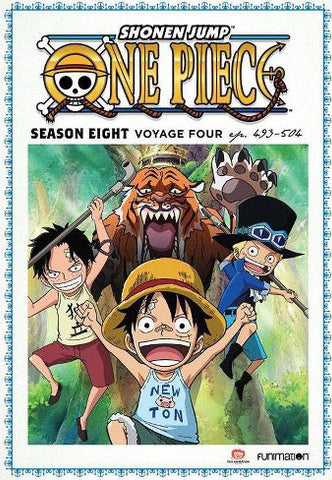 one piece season 8 voyage 4
