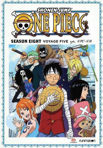 one piece season 8 voyage 5