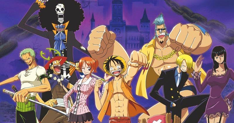 one piece thriller bark