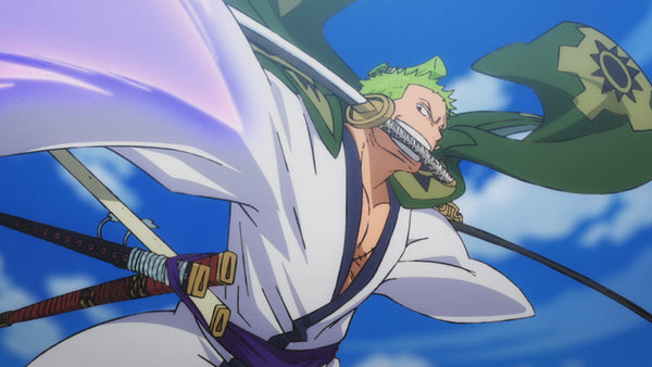 New Leak Pictures For One Piece Opening 22 Luffy Shop