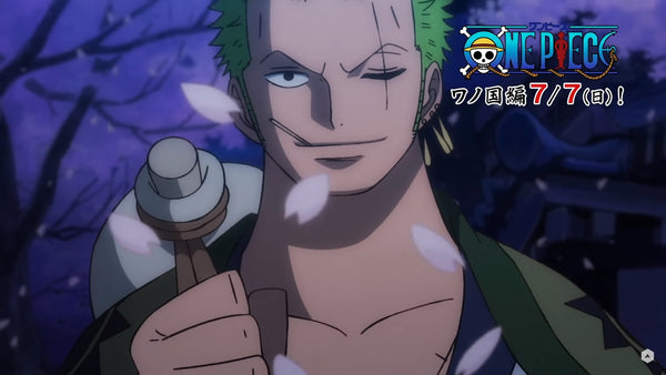 trailer one piece wano kuni