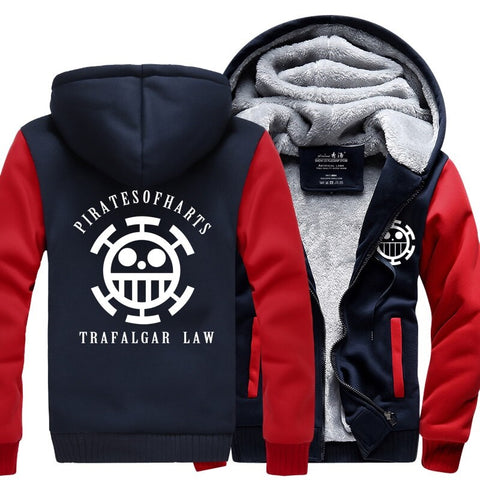 one piece anime jacket