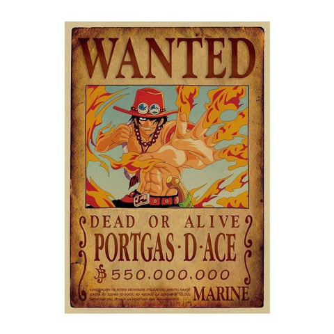 ace wanted poster