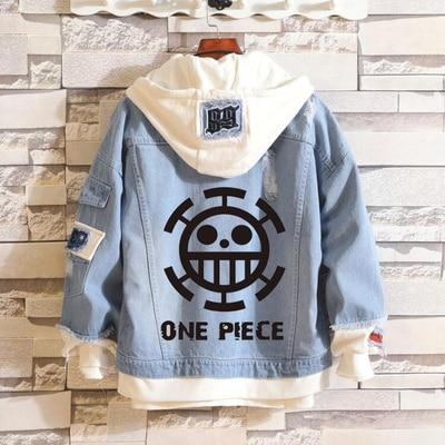 jean jacket anime one piece