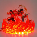 one piece led light lamp