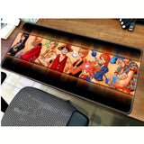 one piece nami mouse pad