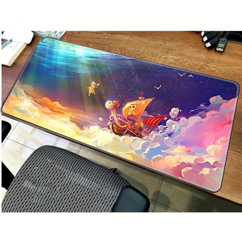 one piece mousepad