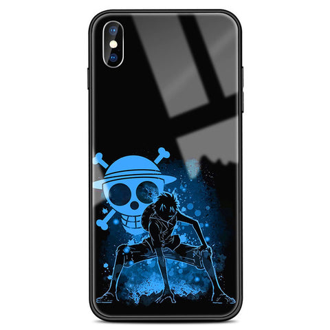 one piece luffy phone case
