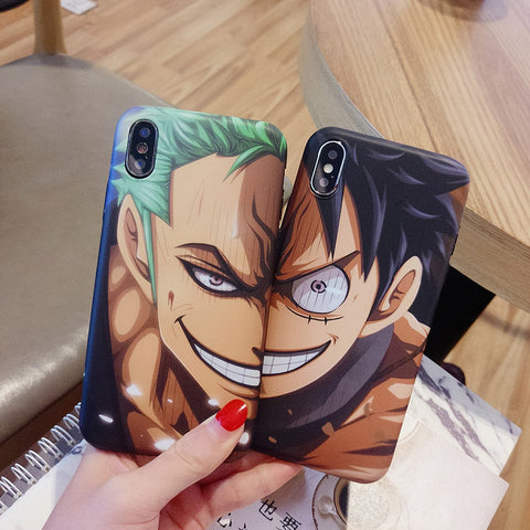 luffy zoro case