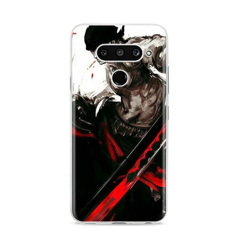 One Piece LG Case <br> Zoro (Red)